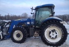 2009 New Holland T6050 Elite