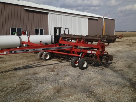 Unverferth ROLLING HARROW II - 33'