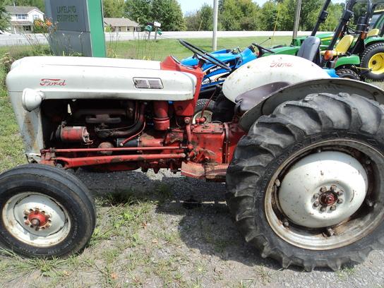 1953 ford jubilee tractors compact 1 40hp john deere