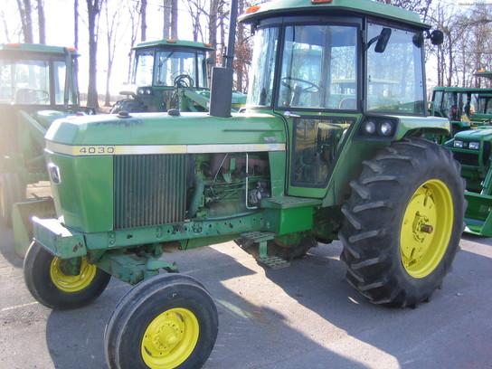 Griffith Tractor Seats : John deere tractors utility hp