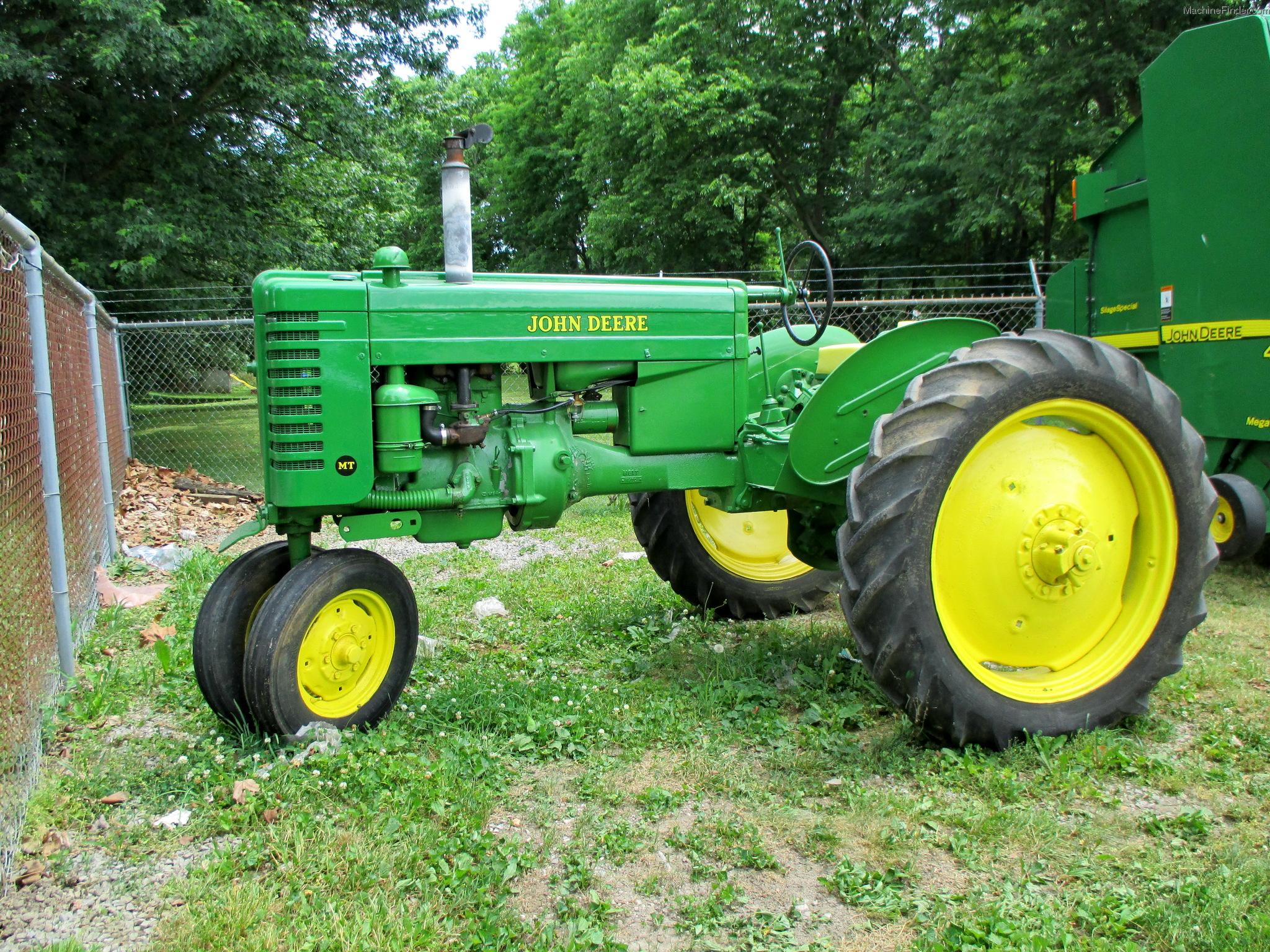 Montana Tractor Parts Lookup : John deere mt tractors row crop hp