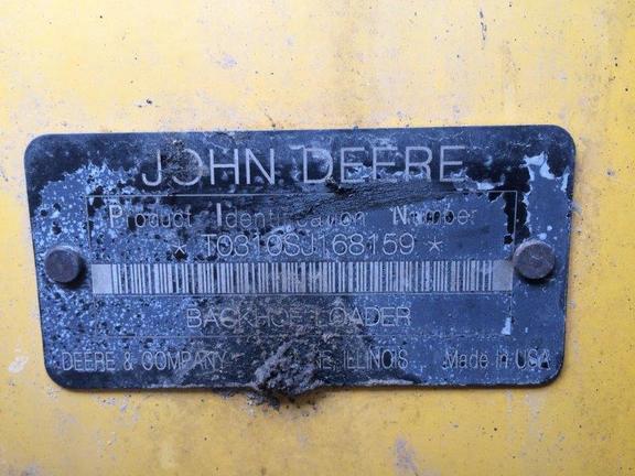 Detail photo of 2008 John Deere 310SJ from Construction Equipment Guide