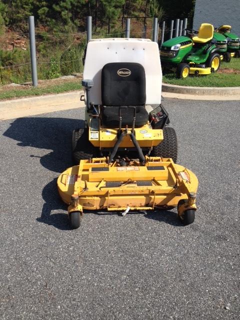 Kubota Gf1800 Mower Deck Parts : Walker mtghs front mount mower ebay