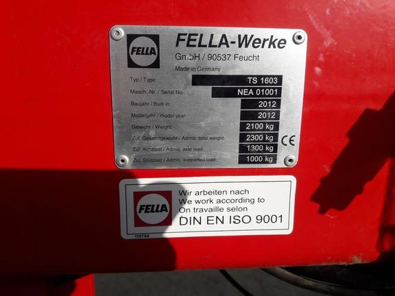 Fella TS1603