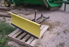 "2004 John Deere 48"" FRONT BLADE FIT A JD 325-335-345-GX335-GX345 NEW NEVER USED"