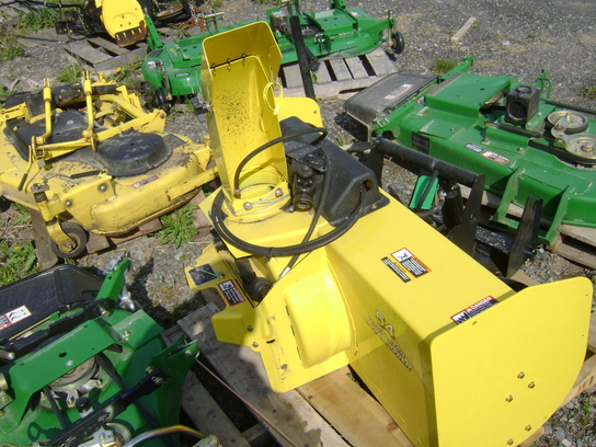 2011 John Deere 54 SNOWBLOWER for 1026r or 1023e