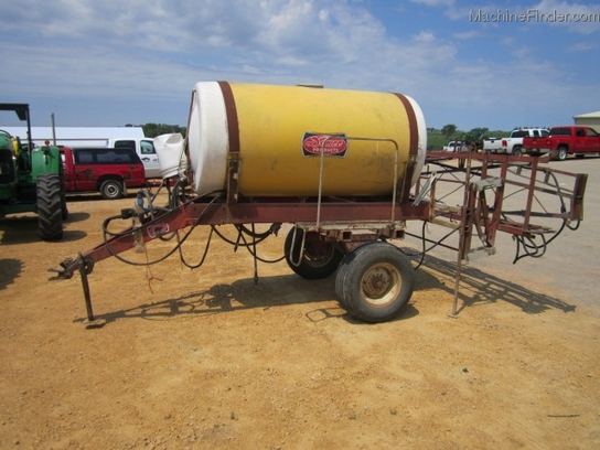 Demco 500 GAL 45' BOOMS