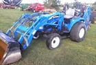2005 New Holland TC33DA