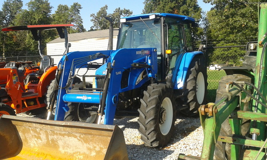 2006 New Holland TL90A