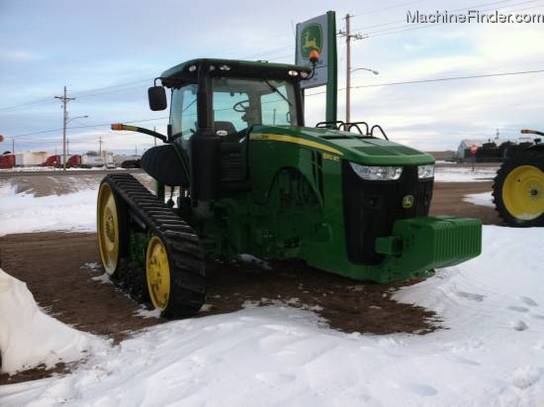 2011 John Deere 8310RT TRACTOR IVT TOUCH DISPLAY 120