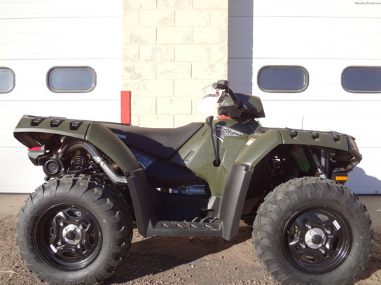 2012 Polaris Sportsman 550 XP