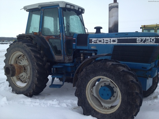 1993 Ford 8730