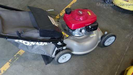 2012 Honda Hrr216vya Lawn Amp Garden And Commercial Mowing