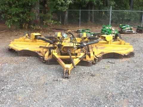2007 BUSH-WHACKER T-180