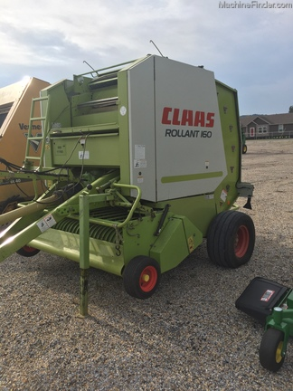 2006 Claas Rollant-160