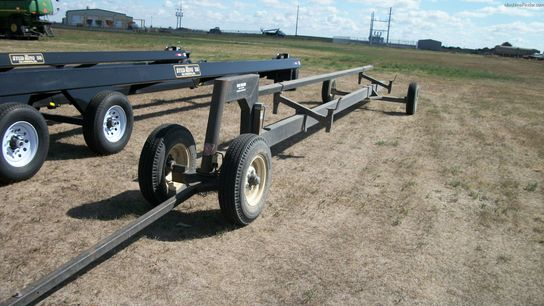 Dick's 30' head trailer
