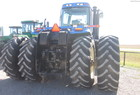 2003 New Holland TJ375