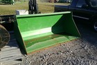"2012 John Deere 85"" HIGH VOLUME BUCKET"