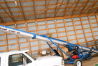 2006 Brandt 1545LP Conveyor