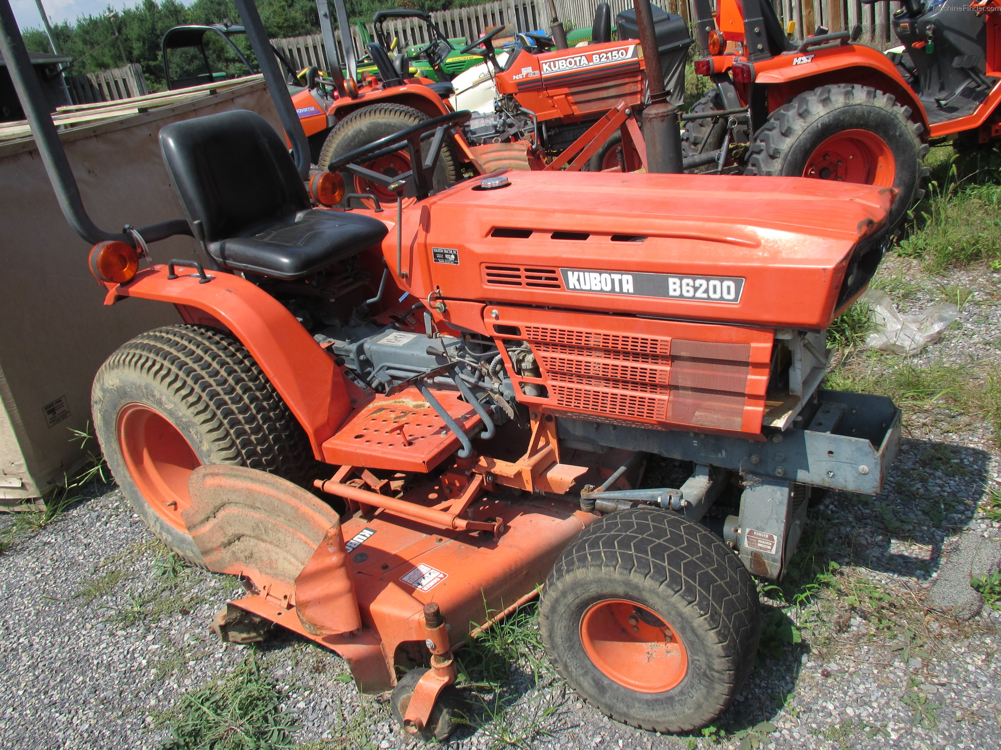 Kubota B6200 Front Axle : Kubota b pictures to pin on pinterest thepinsta
