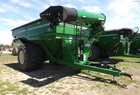 Unverferth 1015 GRAIN CART RIGID AXLE