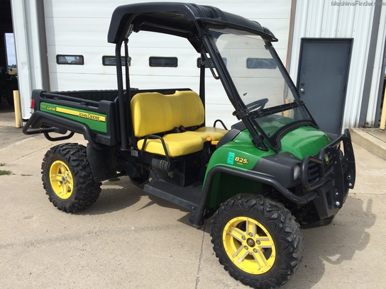 2011 john deere gator xuv 825i atvs gators john deere machinefinder. Black Bedroom Furniture Sets. Home Design Ideas