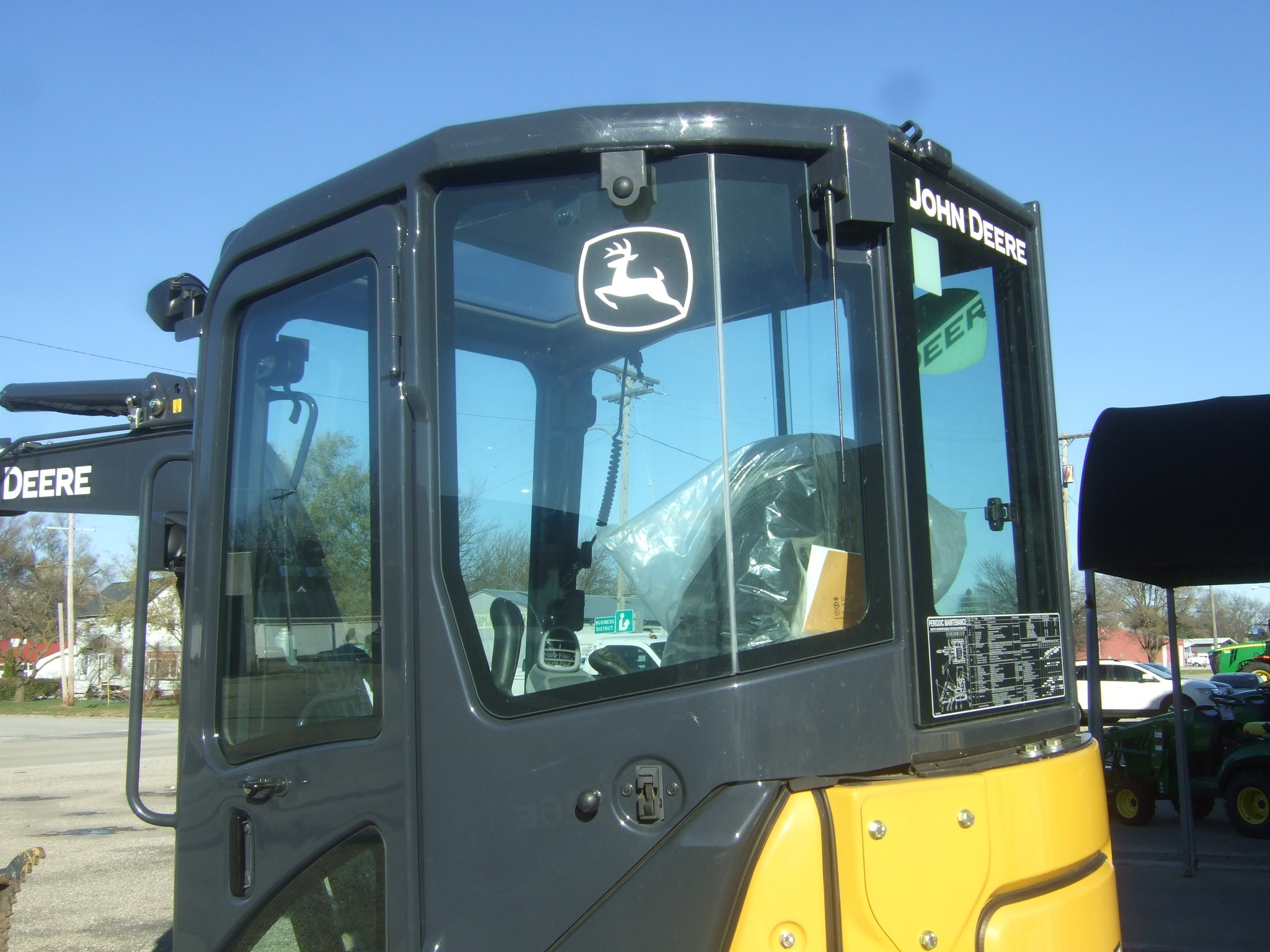John Deere 35g Compact Excavators For Sale 40633