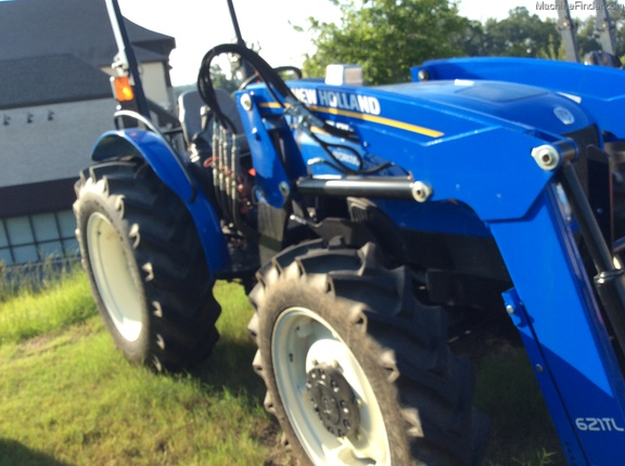 2016 New Holland Work master 60