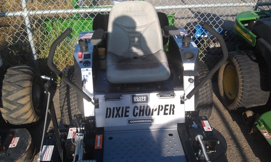 Dixie Chopper Silver Eagle
