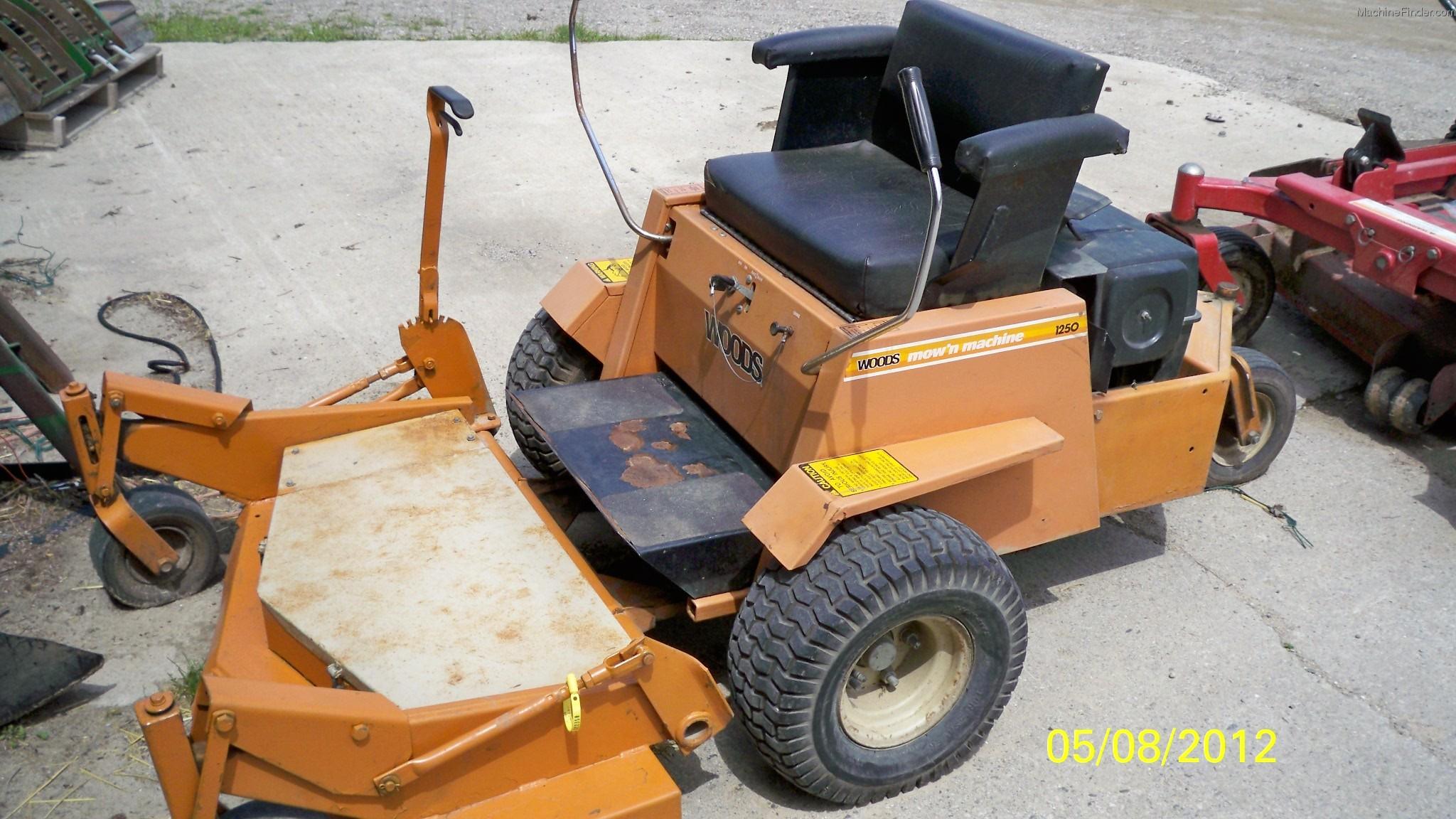 Woods Tractor Parts : Tweet