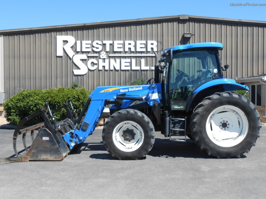 2008 New Holland T6010 PLUS