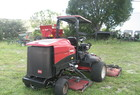 2010 Toro Groundsmaster 4500-D Rough Mower