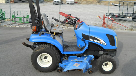 2008 New Holland TZ22DA
