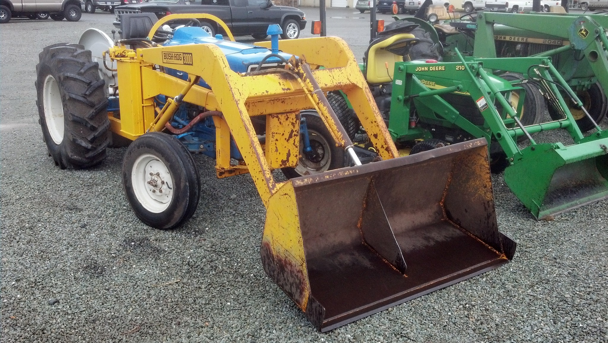1972 Ford 3000 Tractor Parts : Machinefinder my news faq help financing