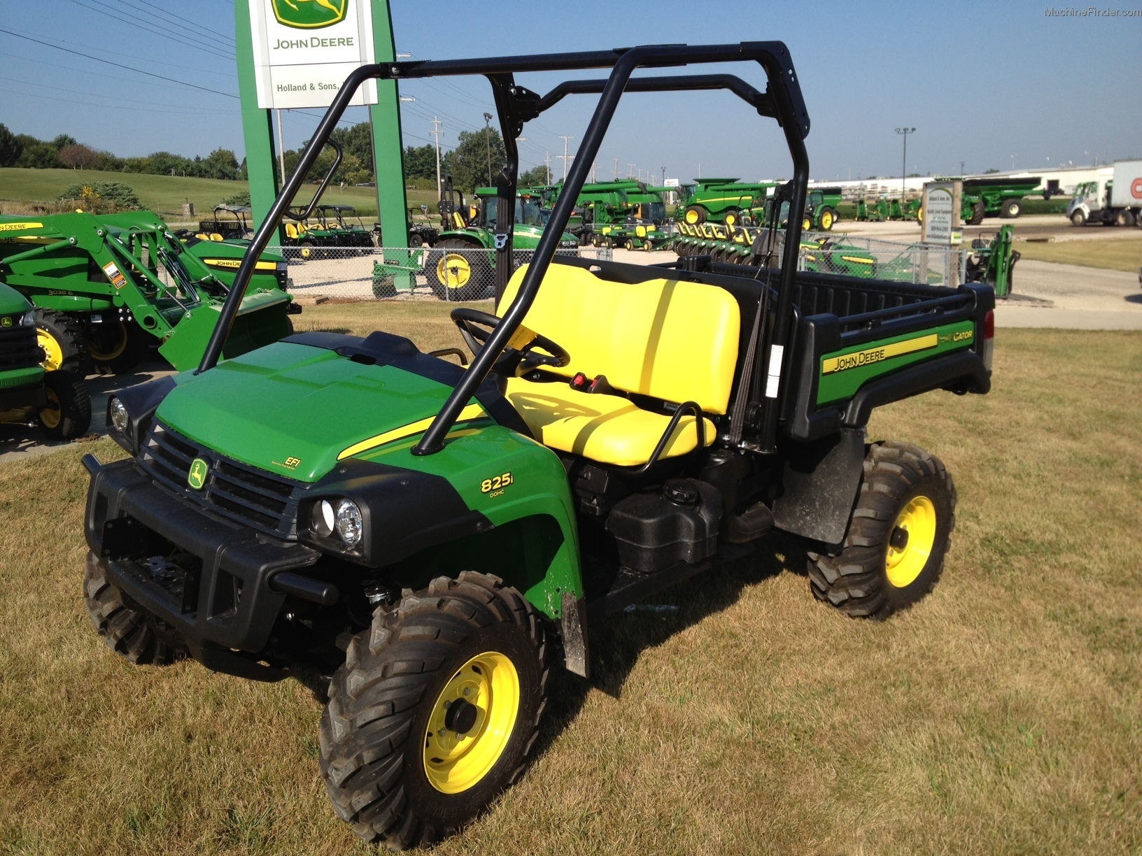 2013 john deere 825i atv 39 s and gators john deere machinefinder. Black Bedroom Furniture Sets. Home Design Ideas