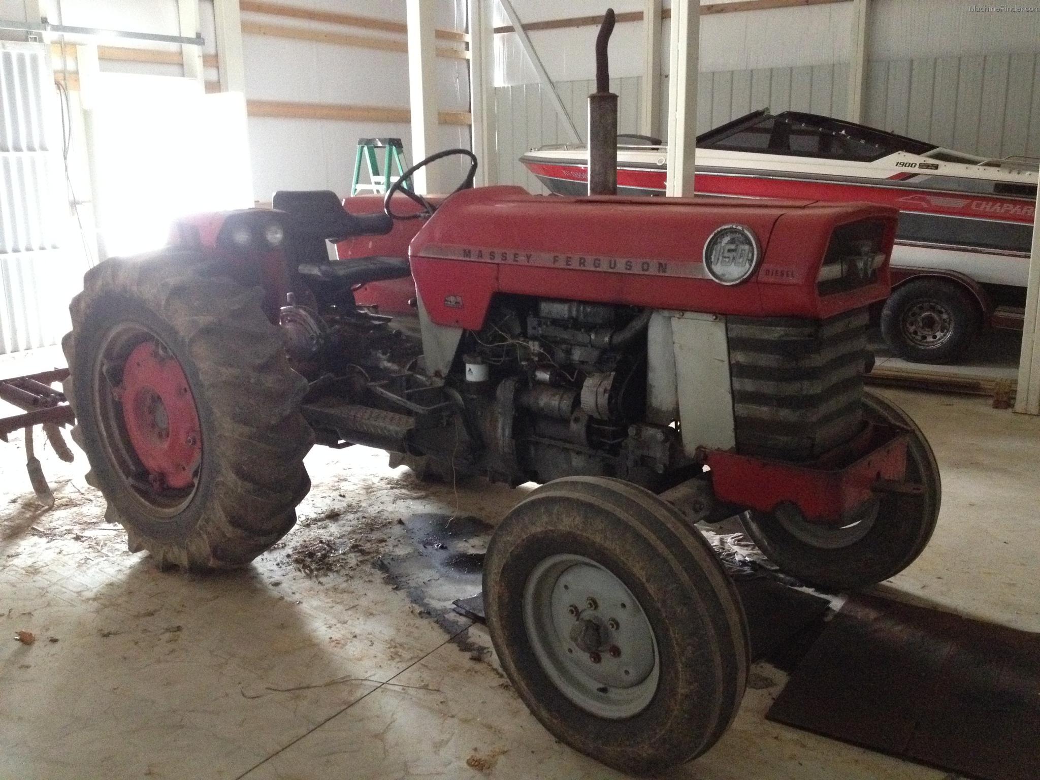 Massey Ferguson 150 : Massey ferguson tractors utility hp