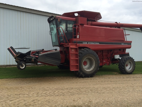 1990 case ih 1680 combines john deere machinefinder. Black Bedroom Furniture Sets. Home Design Ideas