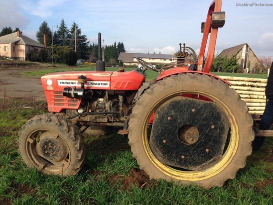Yanmar 336d Parts : Yanmar d tractors compact hp john deere