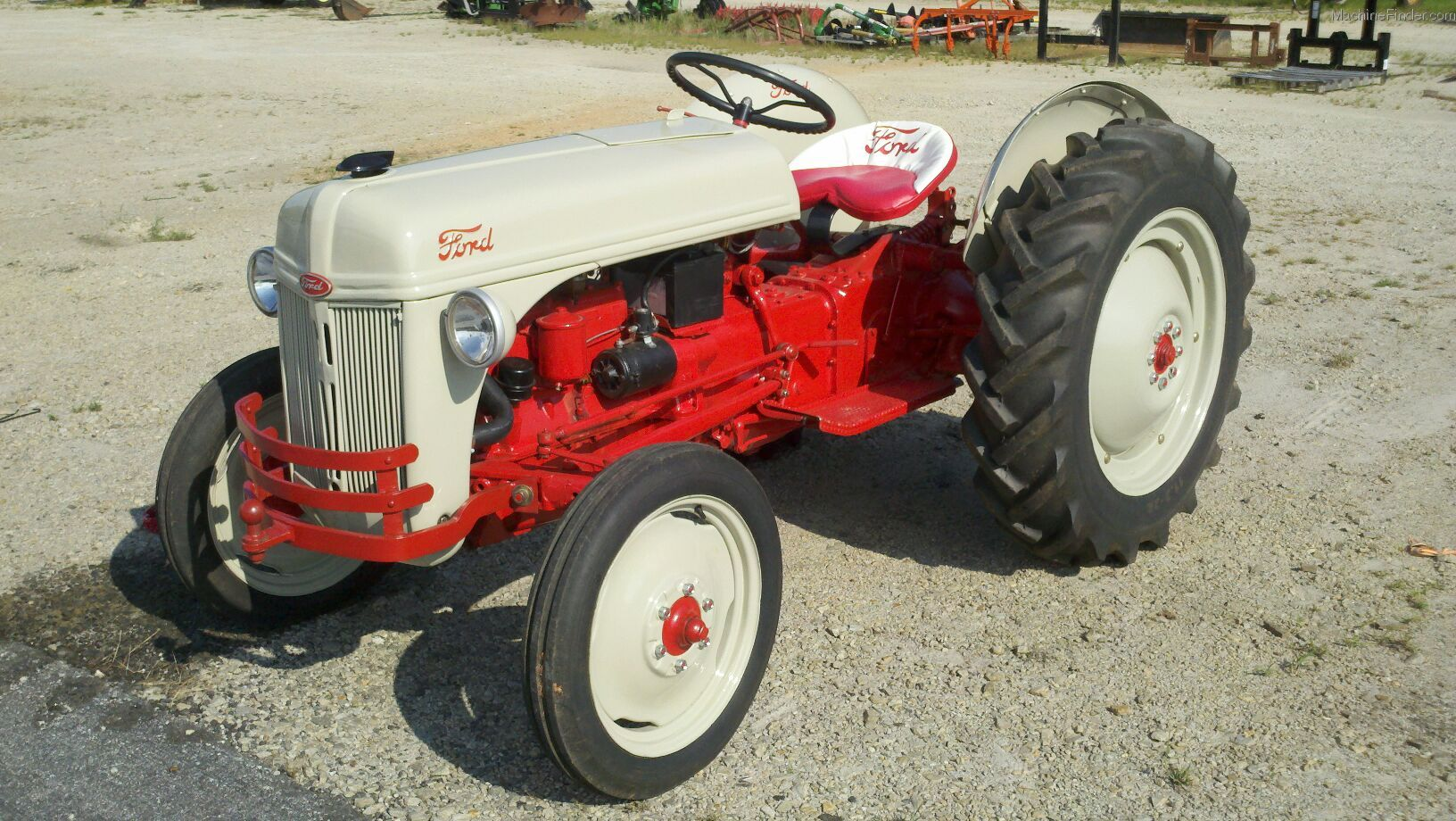 Ford 850 Tractor Serial Numbers : N ford tractor serial number location get free image