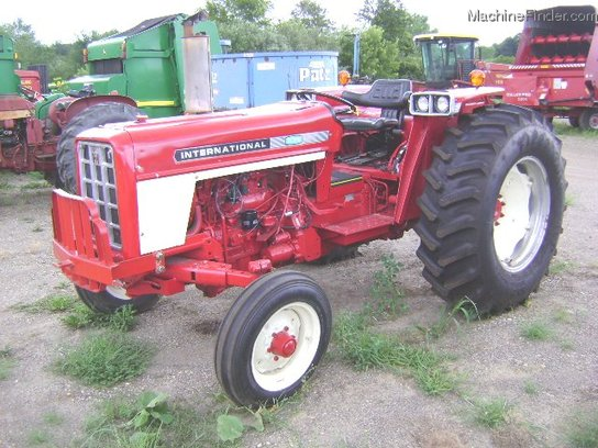 1974 International Harvester 574