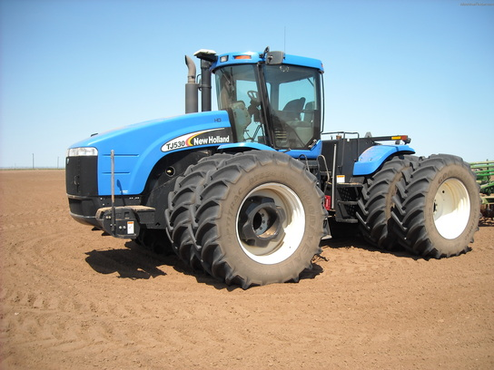 2007 New Holland TJ530HD