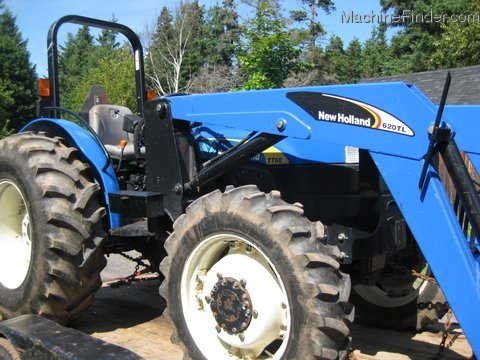 2007 New Holland TT 60A