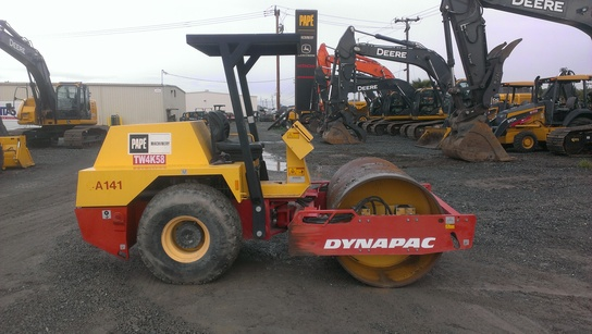 Detail photo of 2006 Dynapac CA141D from Construction Equipment Guide