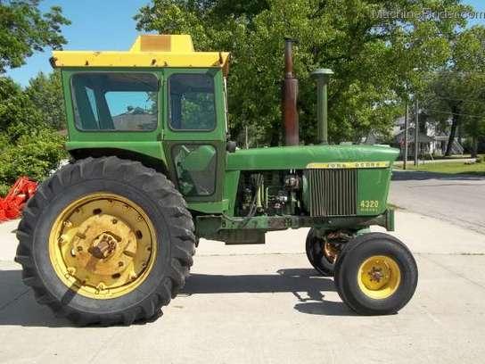1972 John Deere 4320 Tractors - Utility  40-100hp
