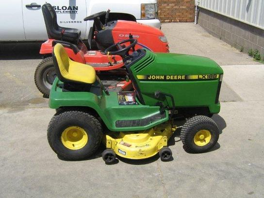 John Deere Lx188 Mower Deck Parts : John deere lx mower manual uploadgeeks
