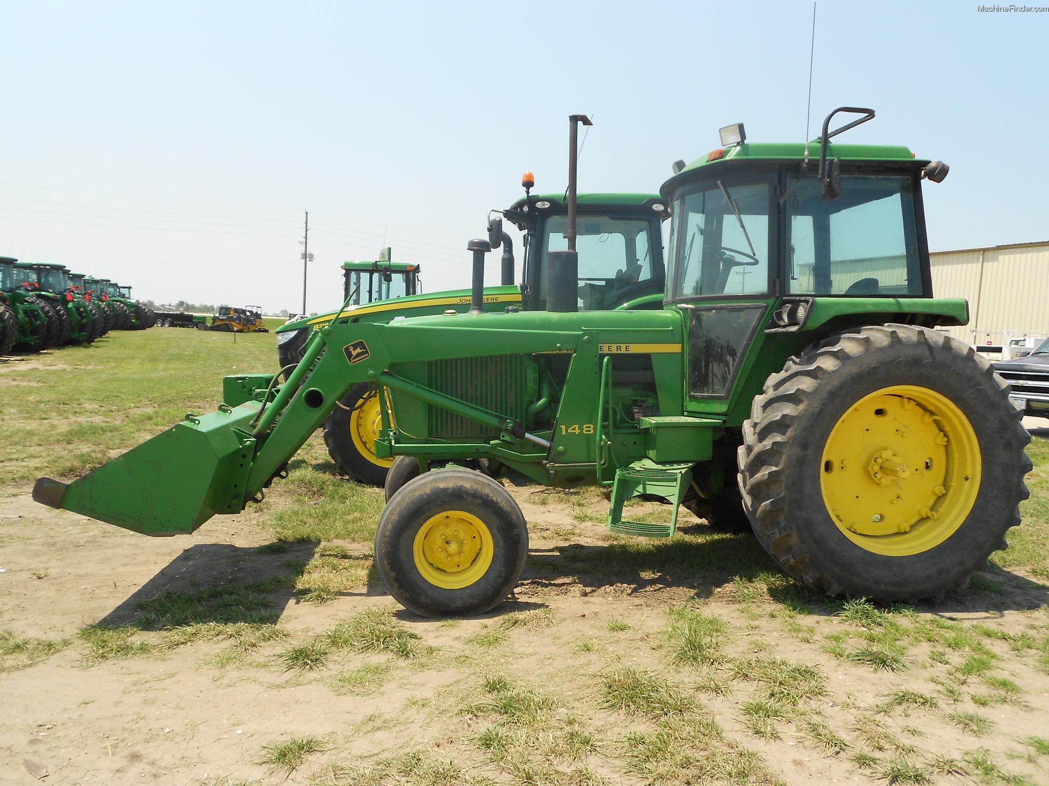 1973 John Deere 4230 Tractors - Row Crop   100hp