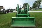 2011 John Deere 5085M with 563SL