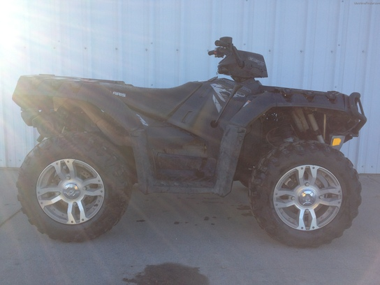 2009 Polaris Sportsman 850XP