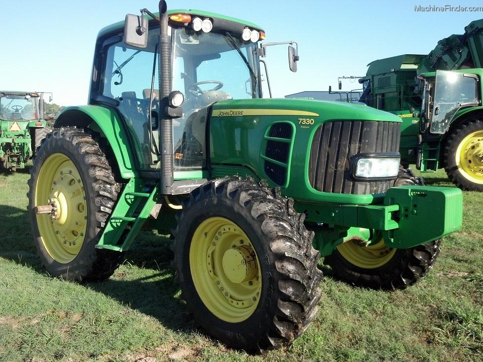 John Deere 110 Narrow Front : John deere tractors row crop hp