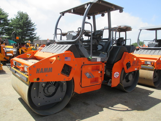 Detail photo of 2012 Hamm HDO70V from Construction Equipment Guide
